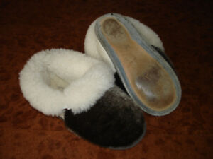 Kids Fur Slippers