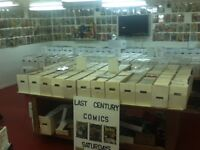 COMICS GOLDEN AGE TO MODERN SATURDAYS 12 TO4