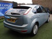 2008 Ford Focus 1.8 Titanium 5dr