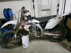 2005 CRF 450 trade or sell