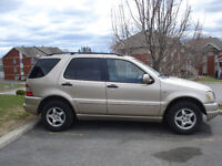 good condition Mercedes-Benz M-Class 320 SUV, Crossover