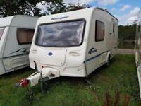 2005 Bailey Ranger 460 2 Berth End Washroom Caravan Motor Mover