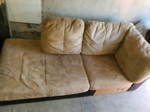 L-Shape Sectional Couch $250