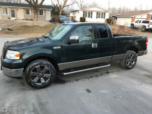 2005 ford f-150 extended cab