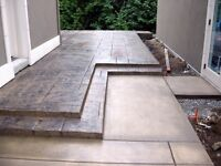 All types of concrete & design - cheapest rates*
