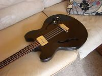 VINTAGE 1960s GIBSON EB2 BASS GUITAR