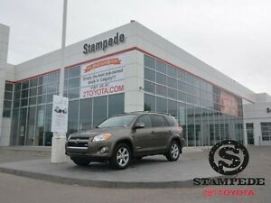 2011 Toyota RAV4 4WD 4DR V6 5-SPD AT LTD