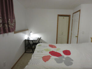 Short term rent of room with private bathroom