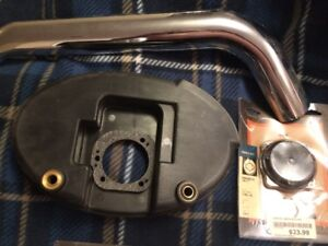 New and used Harley parts