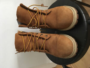Timberland boots for boys 5.5