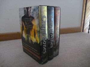 The Mortal Instruments - Hard Cover Books