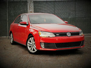 2013 Volkswagen Jetta GLI Berline DSG paddle shift 89km a voir !