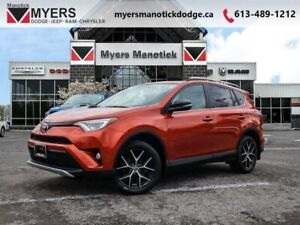 2016 Toyota RAV4 SE  - Navigation -  Sunroof -  Leather Seats -