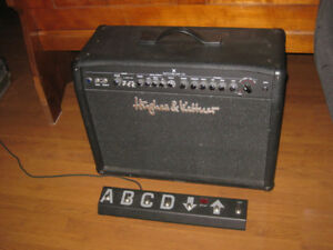 Ampli Hughes & Kettner Switchblade 100...Échange possible