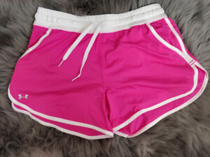 Under Armour Pink Training Shorts (S)