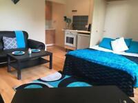 Studio flat in 9 Ridgeway House