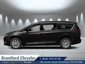 2018 Chrysler Pacifica Limited  - Leather Seats - $405.15 B/W