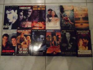 films vhs divers version francaise (1D)