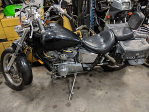 1987 Honda  VT1100  Shadow for parts.  RPM Cycle