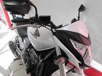 HONDA CB600F-B HORNET, 11 REG ONLY 11110 MILES, CARBON EXHAUST CAN, TAIL TIDY...