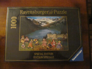 Puzzle Ravensburger 1000 Piece Cornwall Ontario image 1