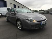 10 Renault Laguna Coupe 2.0dCi 150 Tom Tom Edition. Lovely car.