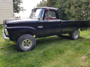 1965 Ford 100 4X4