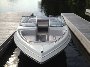 19 Ft. Bowrider with New Engine & Upholstery
