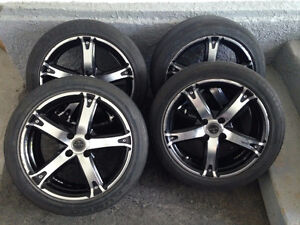 """4 Mags 16"""" RTX Poison Series (Bolt pattern 4x100)"""