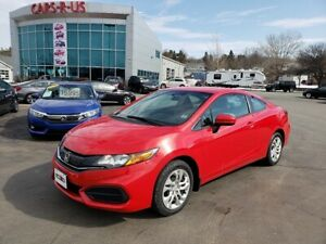 2015 Honda Civic LX Coupe Extended Warranty