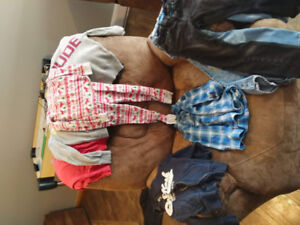 Assorted boys clothing - size 6