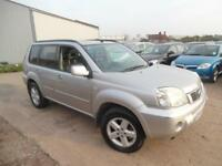 NISSAN X-TRAIL SVE 2.2 DIESEL 4X4 ESTATE