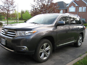 2013 Toyota Highlander Sport Edition, Leater, AWD