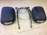 HARD BAG MOUNTS & SADDLEBAGS FOR SUZUKI GS500F Edmonton Edmonton Area Preview