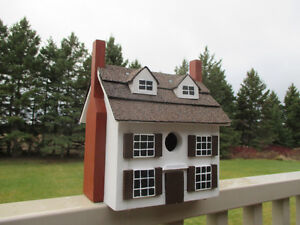 Hand Made Wooden Birdhouses Stratford Kitchener Area image 9