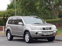 Nissan X-Trail 2.2dCi 136 4x2 2006MY SE,2 OWNERS,FULL MOT,GOOD SERVICE