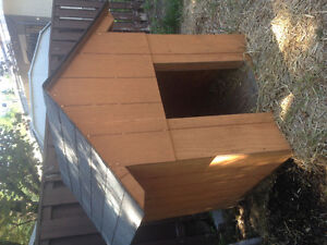 Beautiful Large Doghouse for sale
