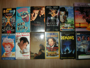 Box of 35 VHS movies West Island Greater Montréal image 2