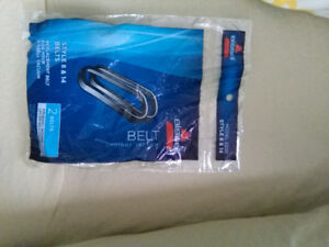 BISSELL REPLACEMENT BELTS