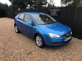 2006/56 Ford Focus 2.0 Ghia Auto 5 Door Superb Throughout P/X Welcome