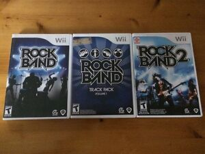 Rock Band Games