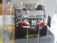 Liberty Classics Chevy Small Block Street Rod Engine 1:6