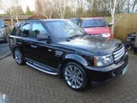 2007 57 Reg Land Rover Range Rover Sport 2.7TD V6 Auto HSE