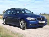 10 BMW 318 SE Business Edition Estate Touring FSH Sat Nav Leather