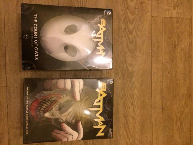 Masks limited addition!