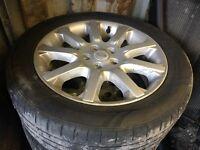 "Land Rover Freelander sport 18"" Alloy wheels 2005 Facelift"