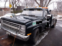 1988 Towing fourche