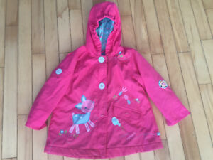 Girls size 2 Gagou Tagou jacket
