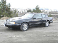 1987 Mercury Cougar XR7