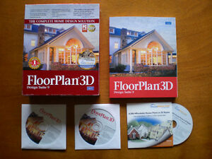 Floor Plan 3D Design Suite 9 -the complete Home Design Solution.